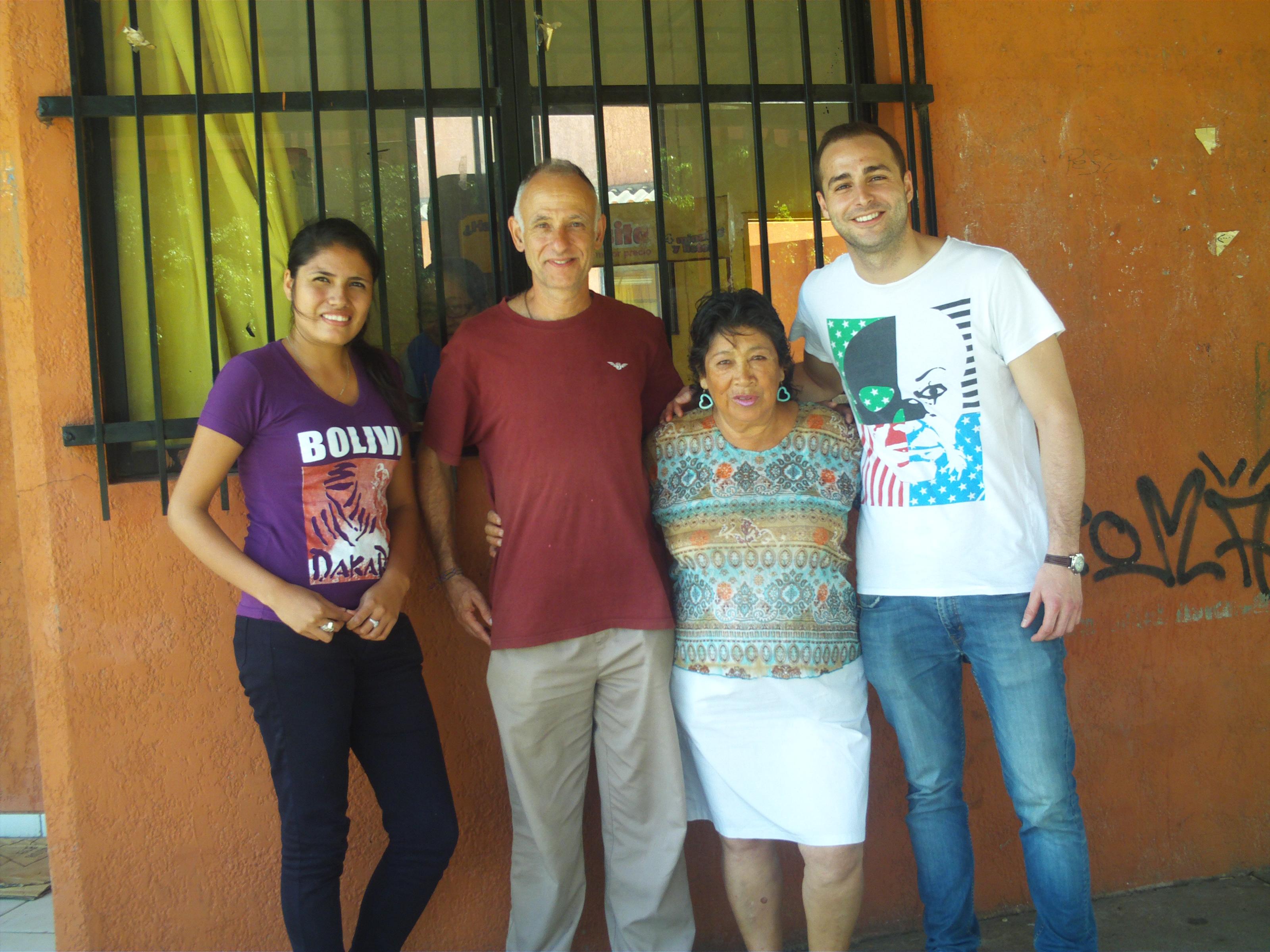 Mariana, Javier (responsable del