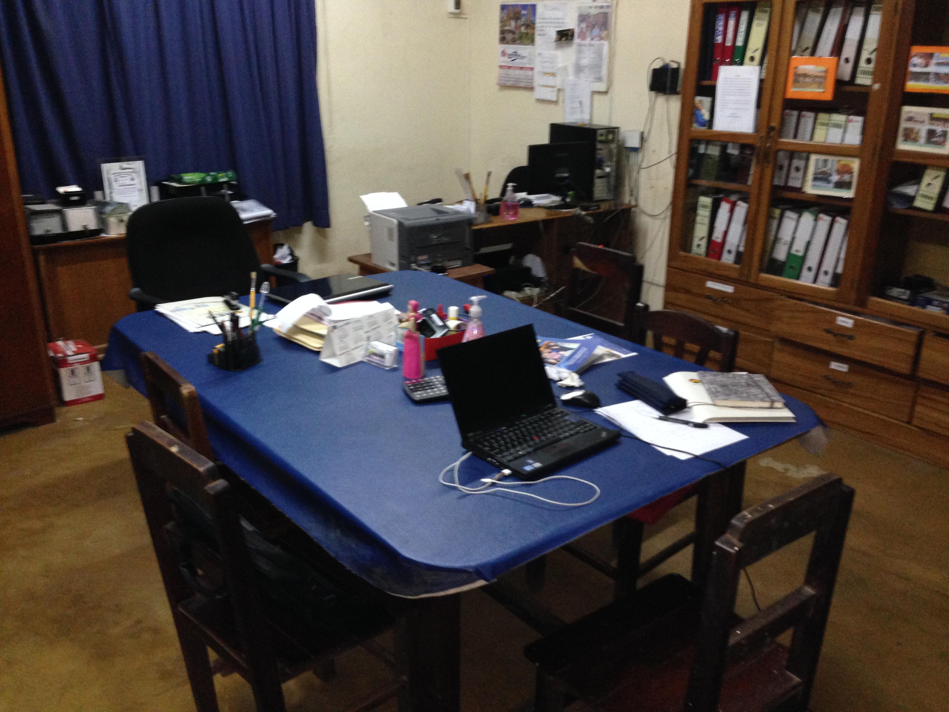 Oficinas centrales de