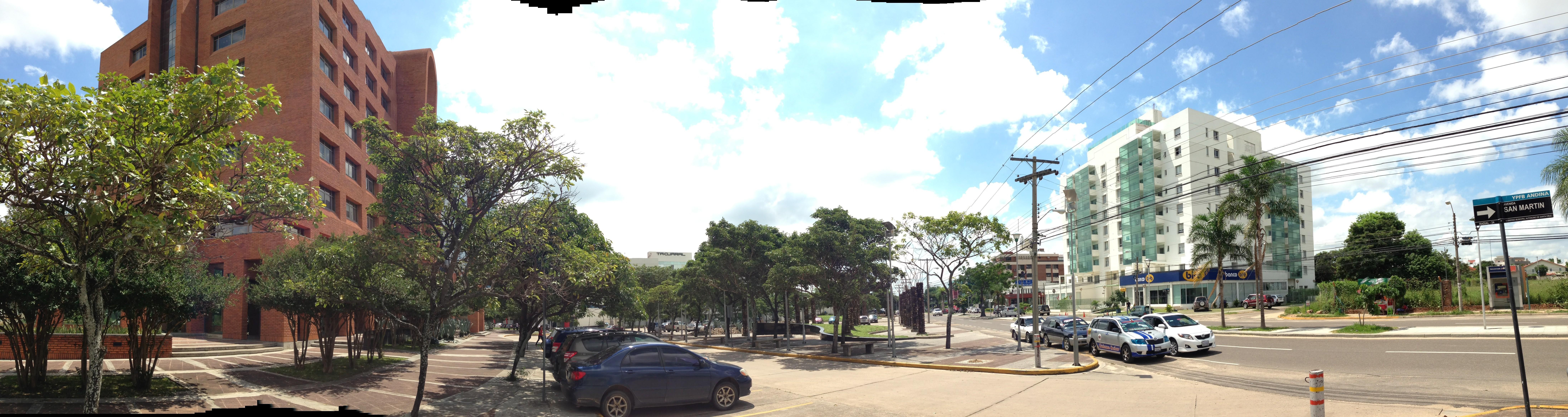 Parque Empresarial de Equipetrol