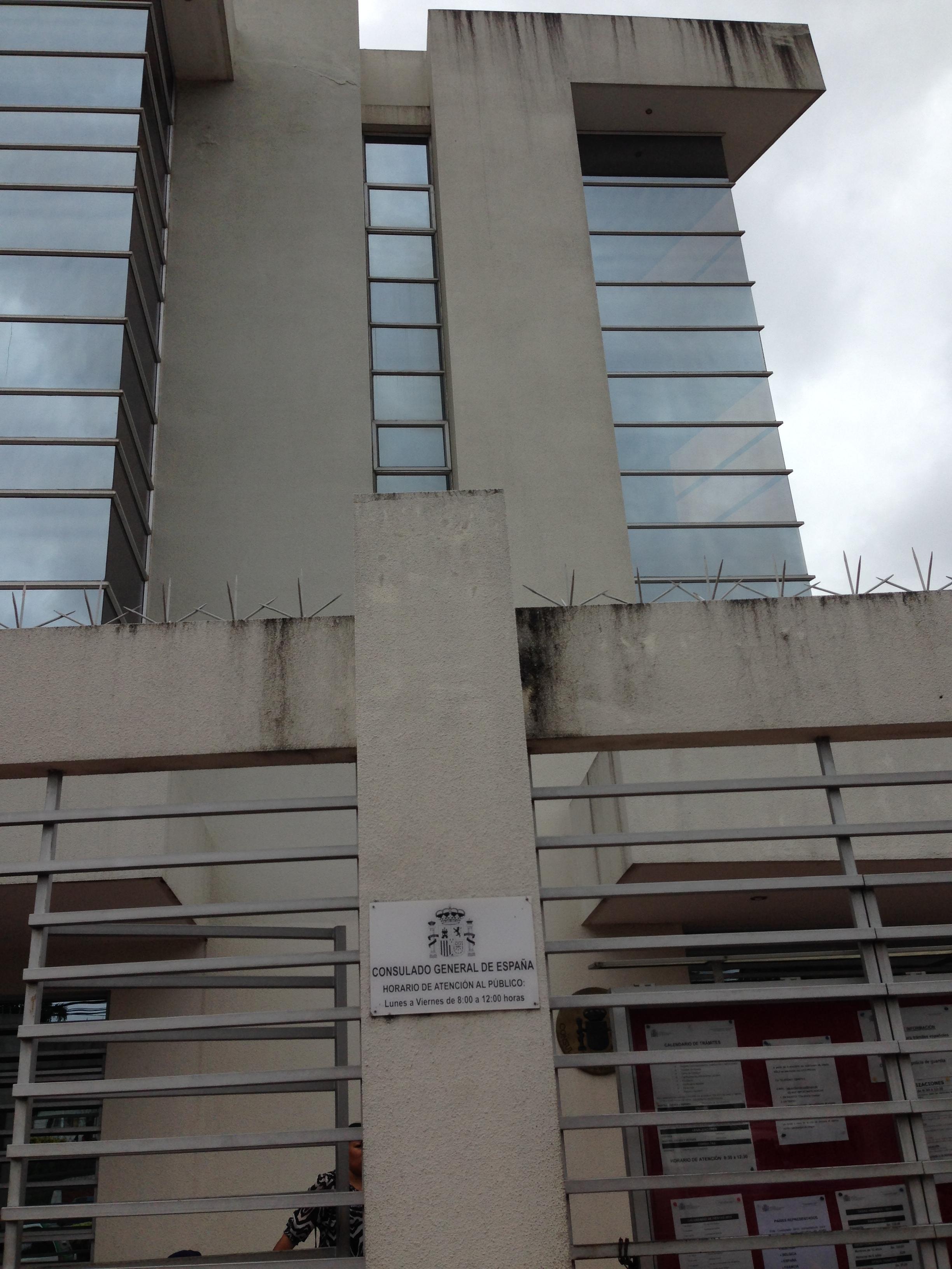 Consulado General de España en Santa Cruz