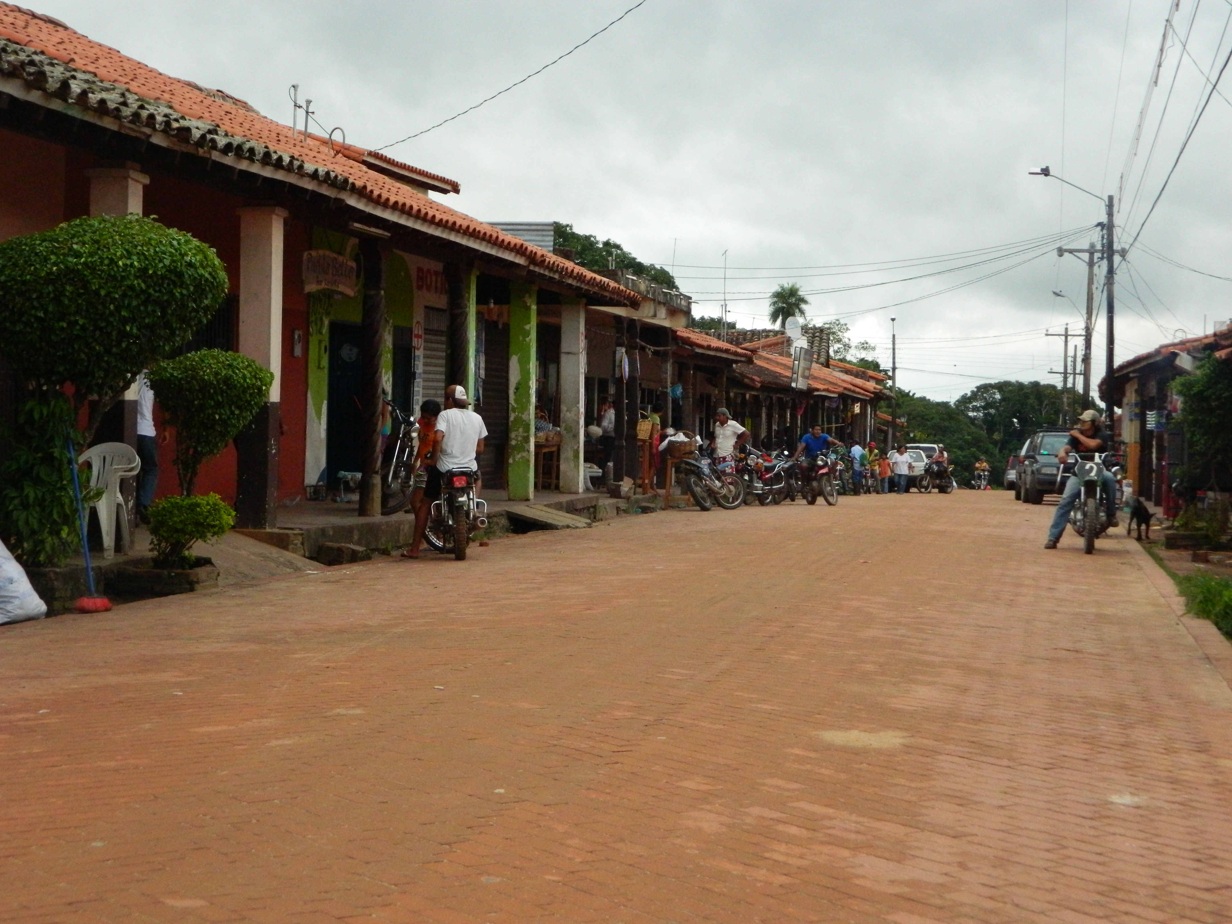 Avenida principal de Buenavista