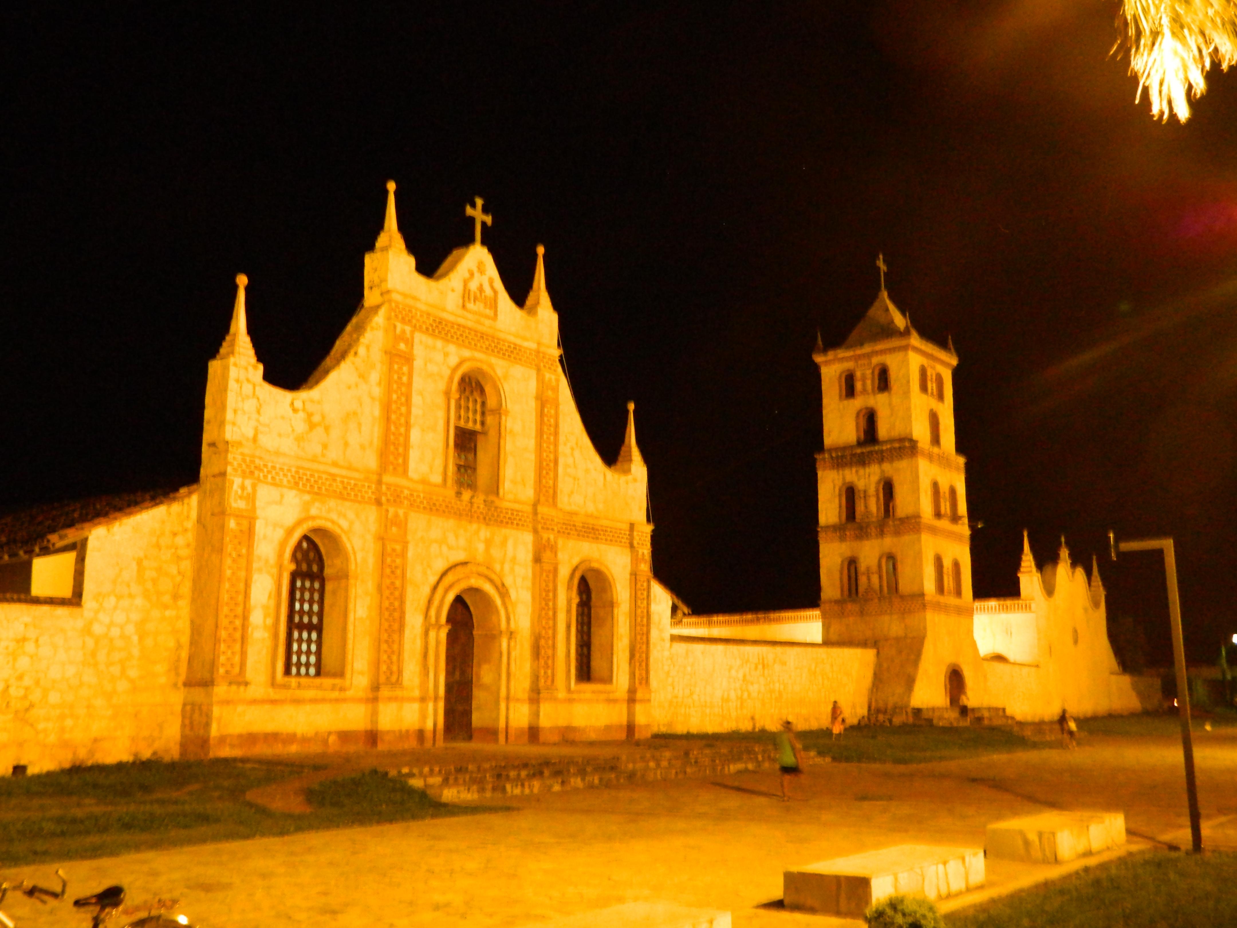 Iglesia de San José de Chiquitos