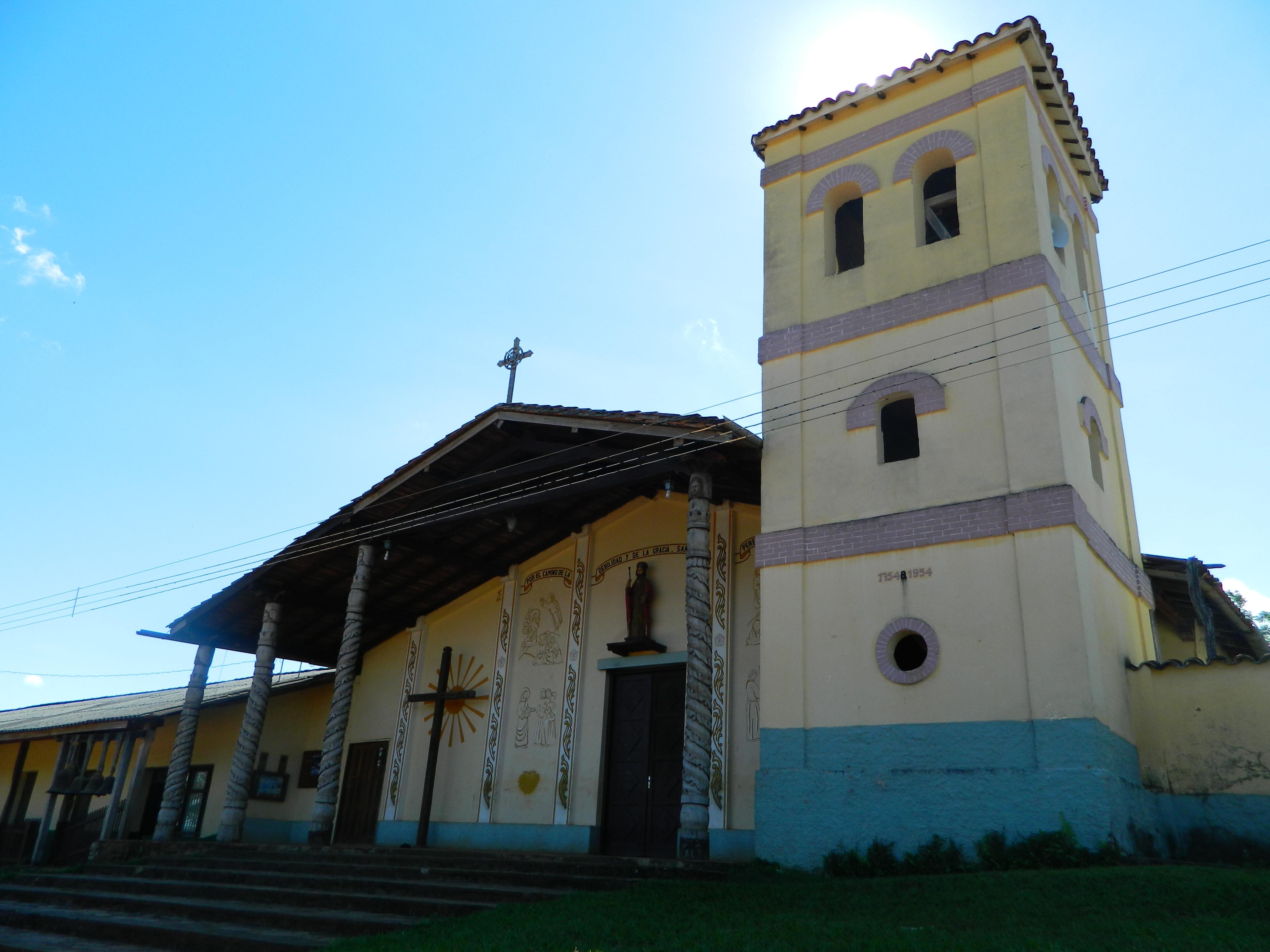 Iglesia de Santiago de Chiquitos