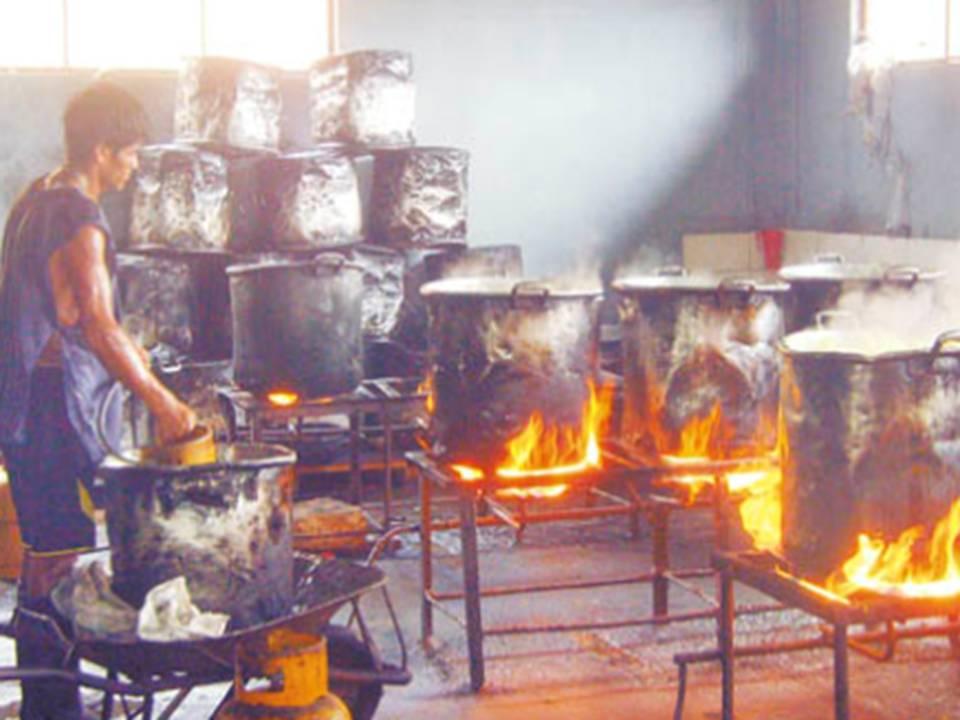 Cocina de