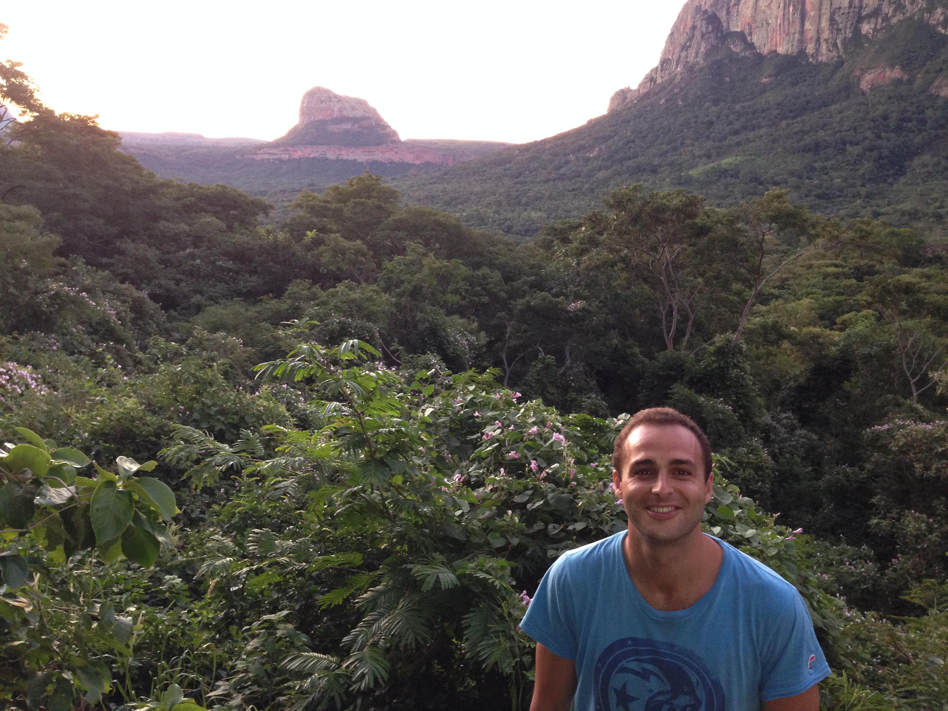 Otras vistas desde el Santuario