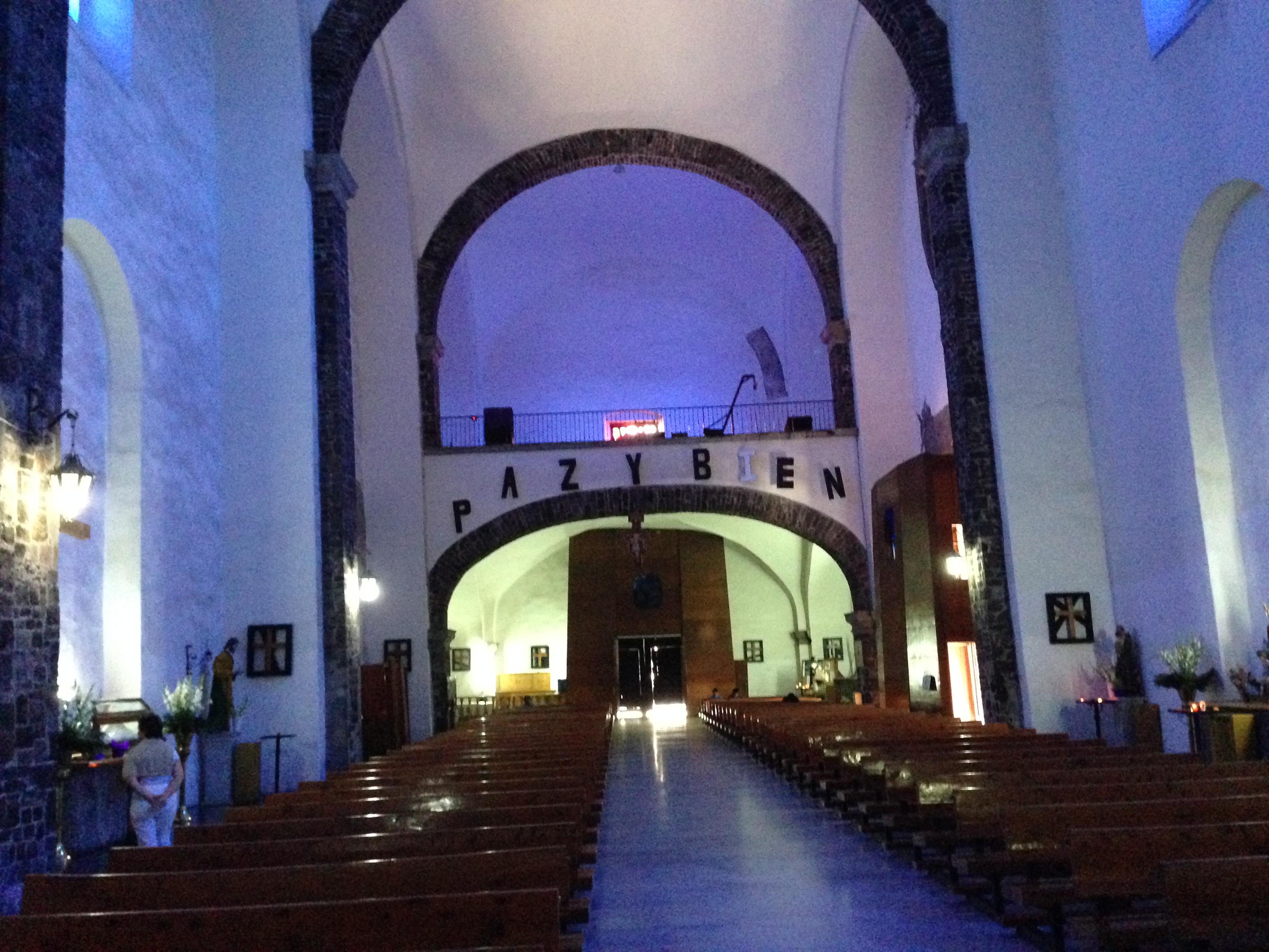 Interior de la