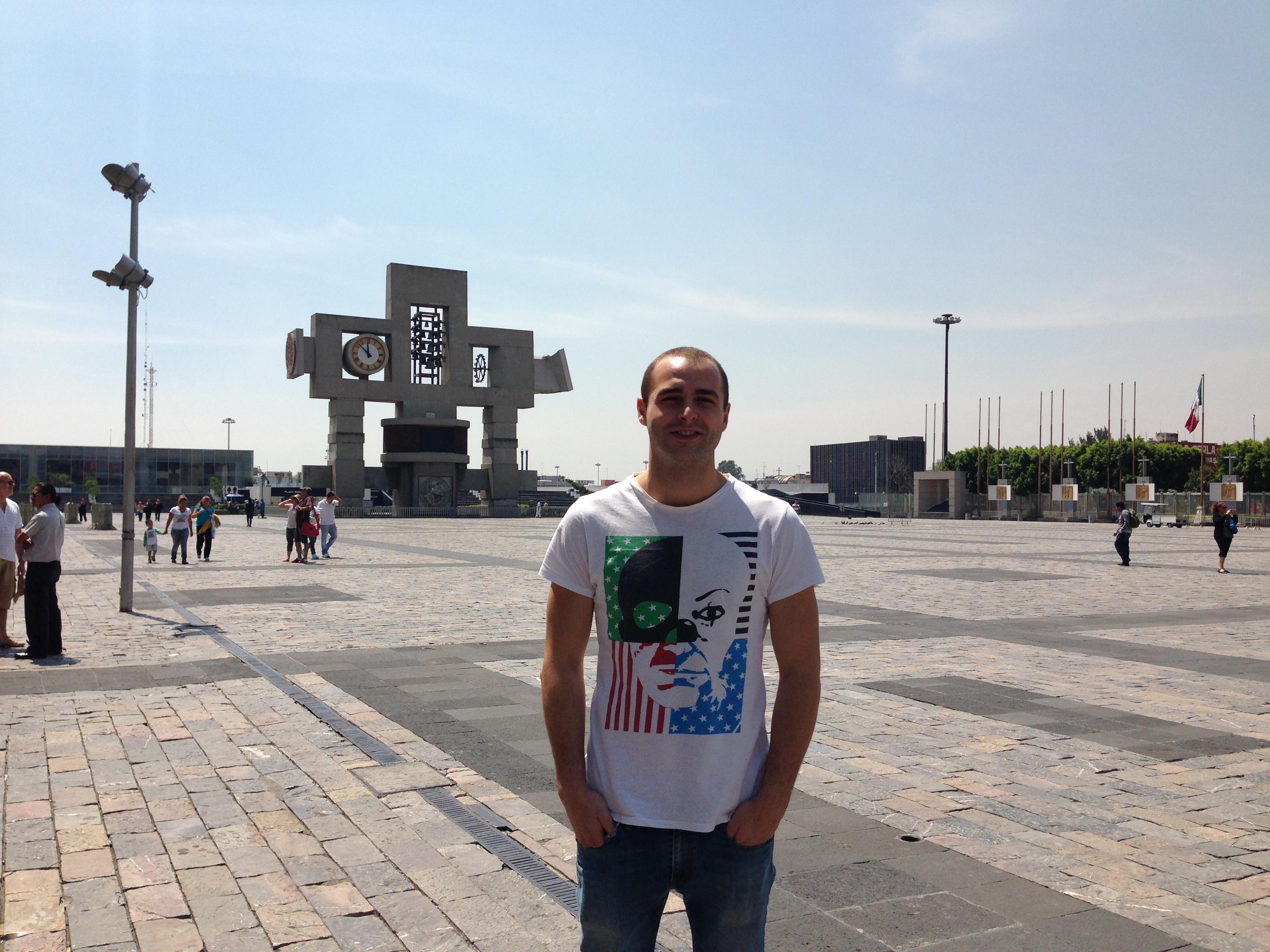 En la Plaza de la