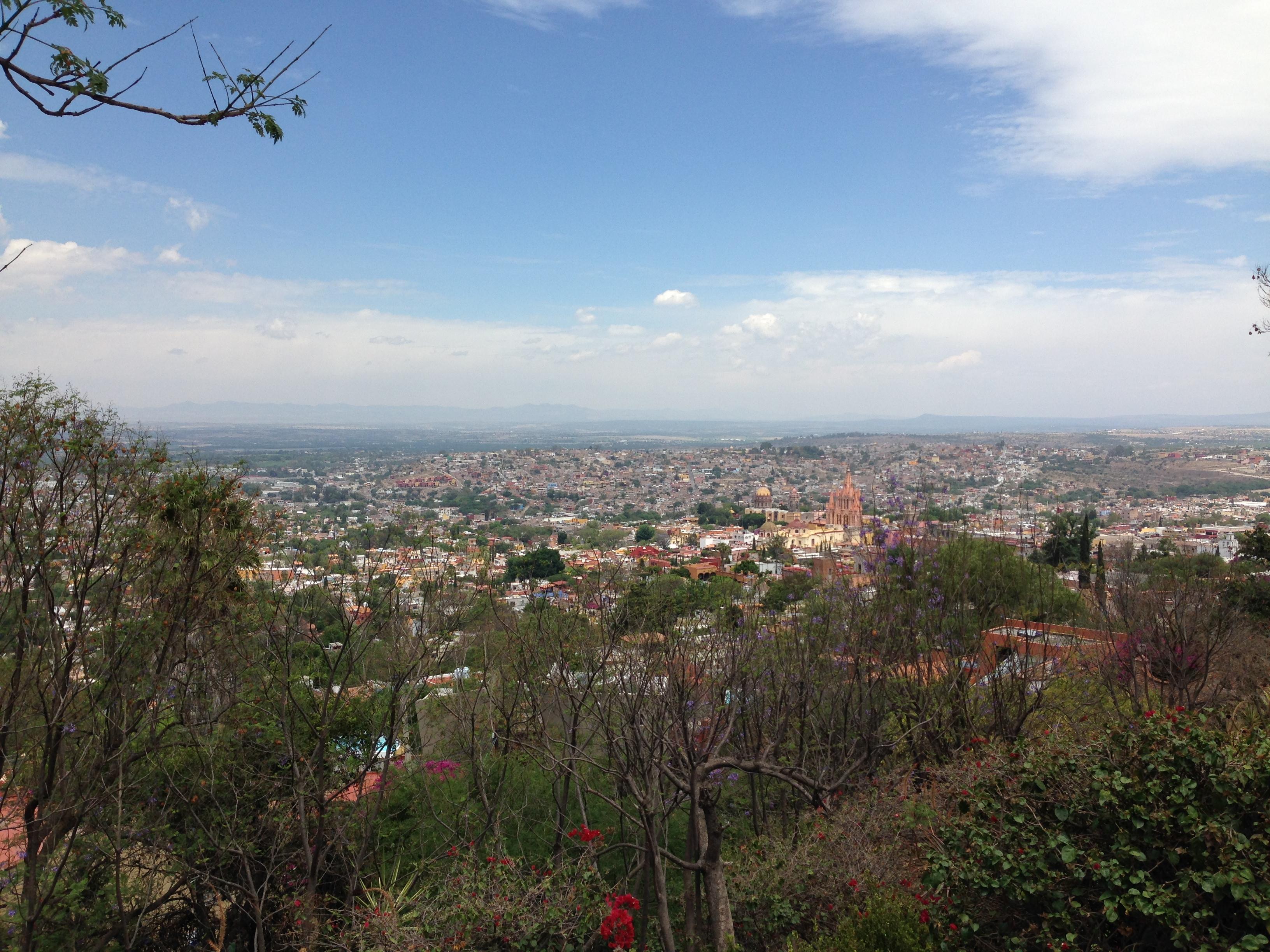 Vistas de San Miguel de Allende