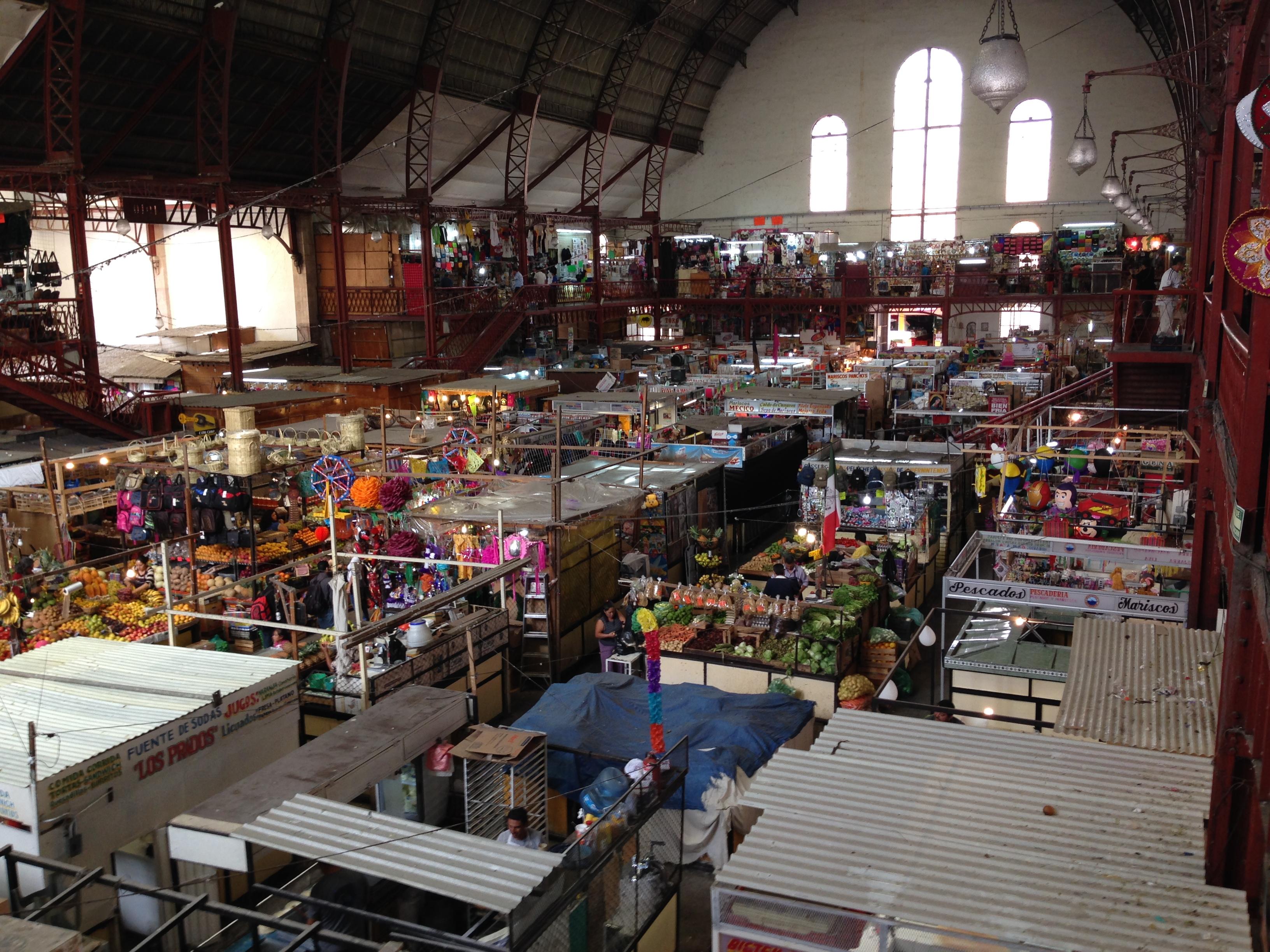 El Mercado de Guanajuato