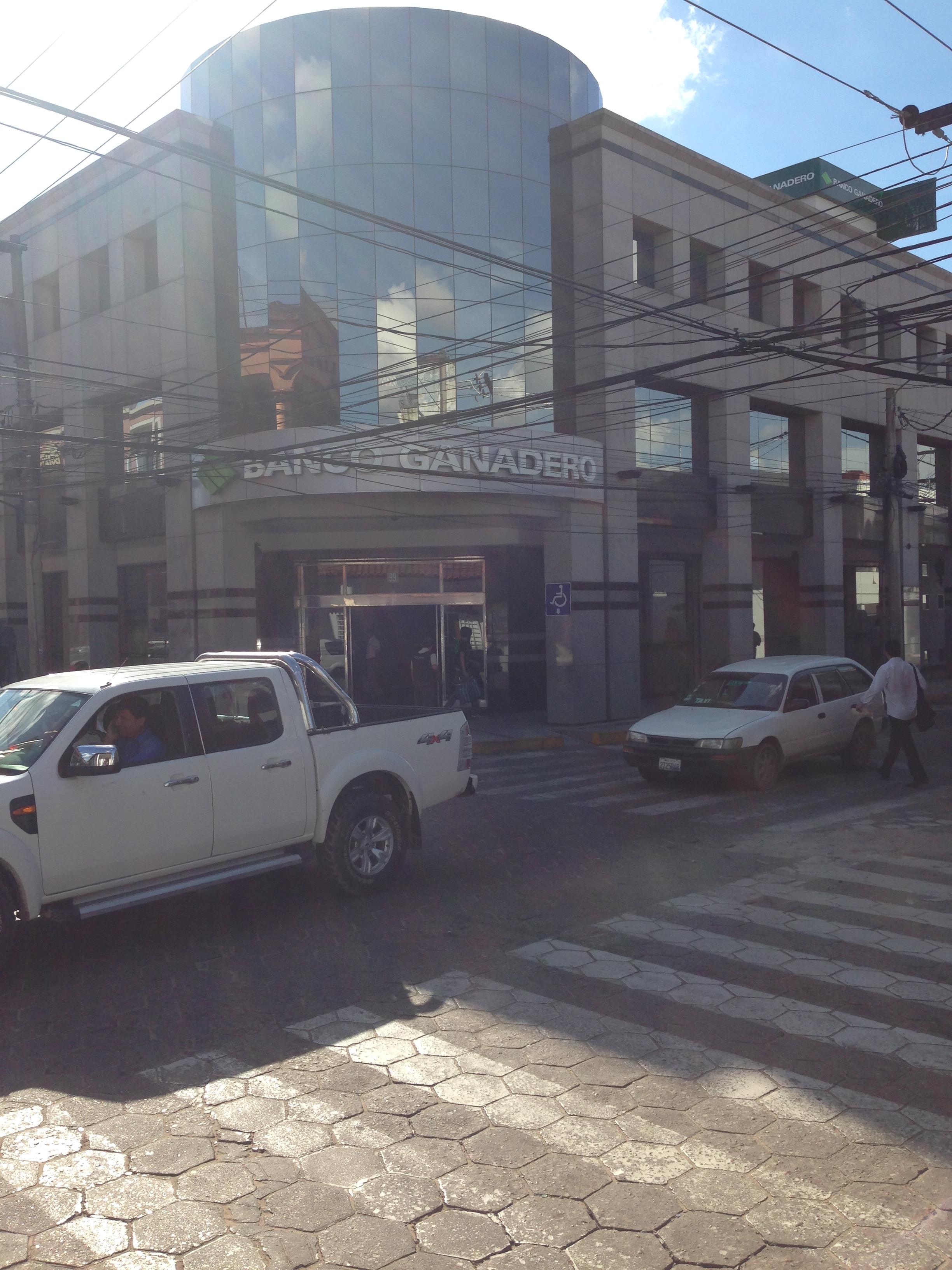 Sede Central de Banco Ganadero