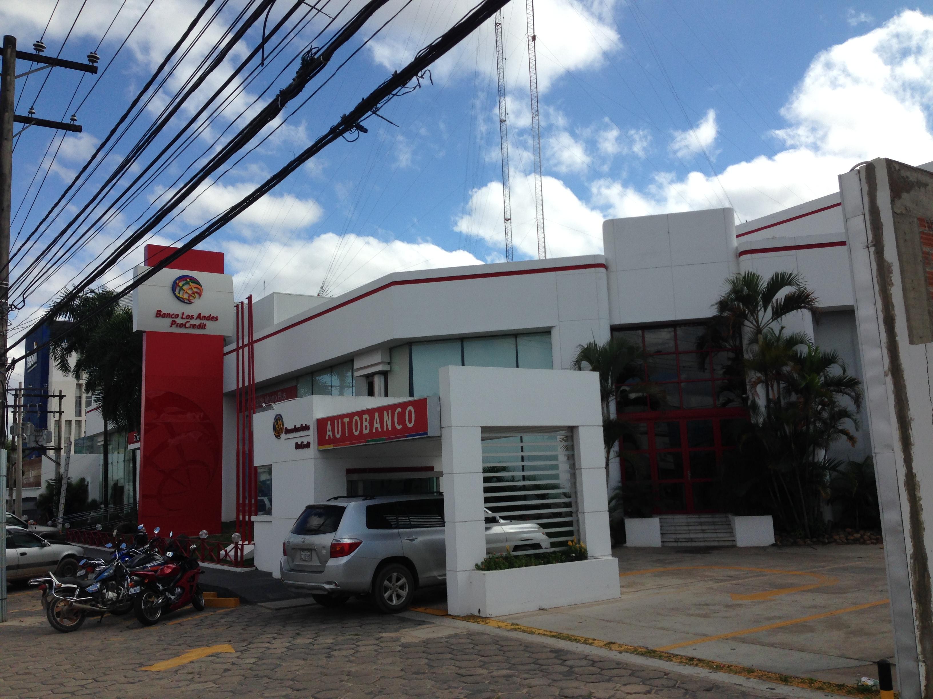 Sede del Banco Los Andes ProCredit
