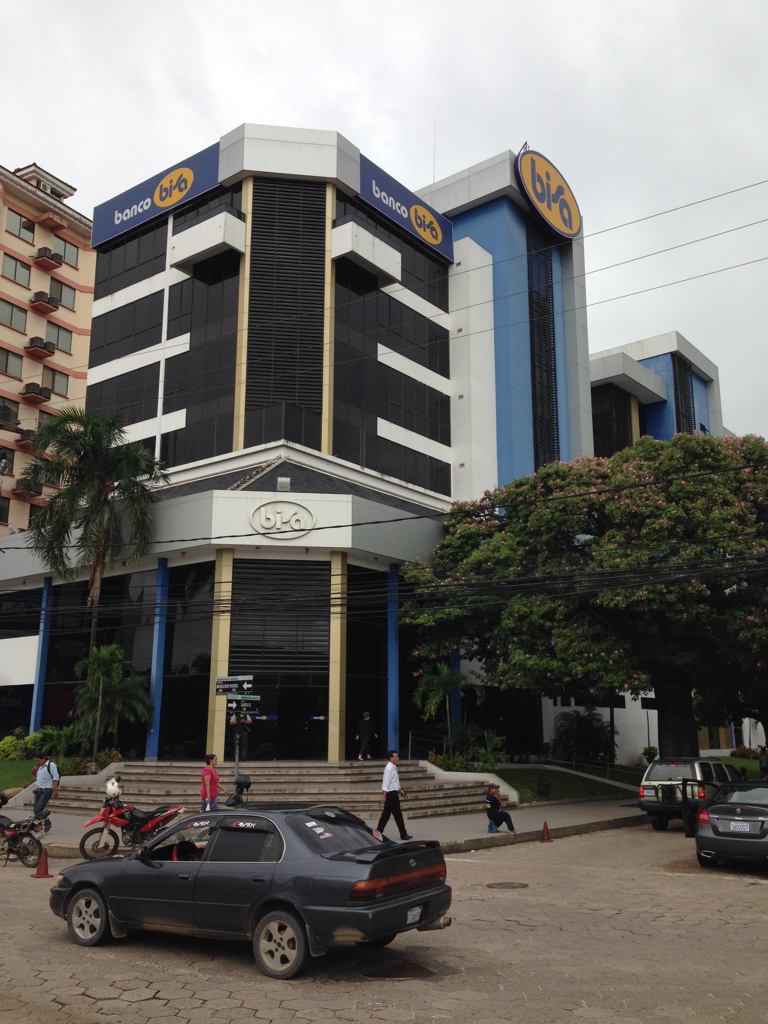 Sede Central del Banco Bisa