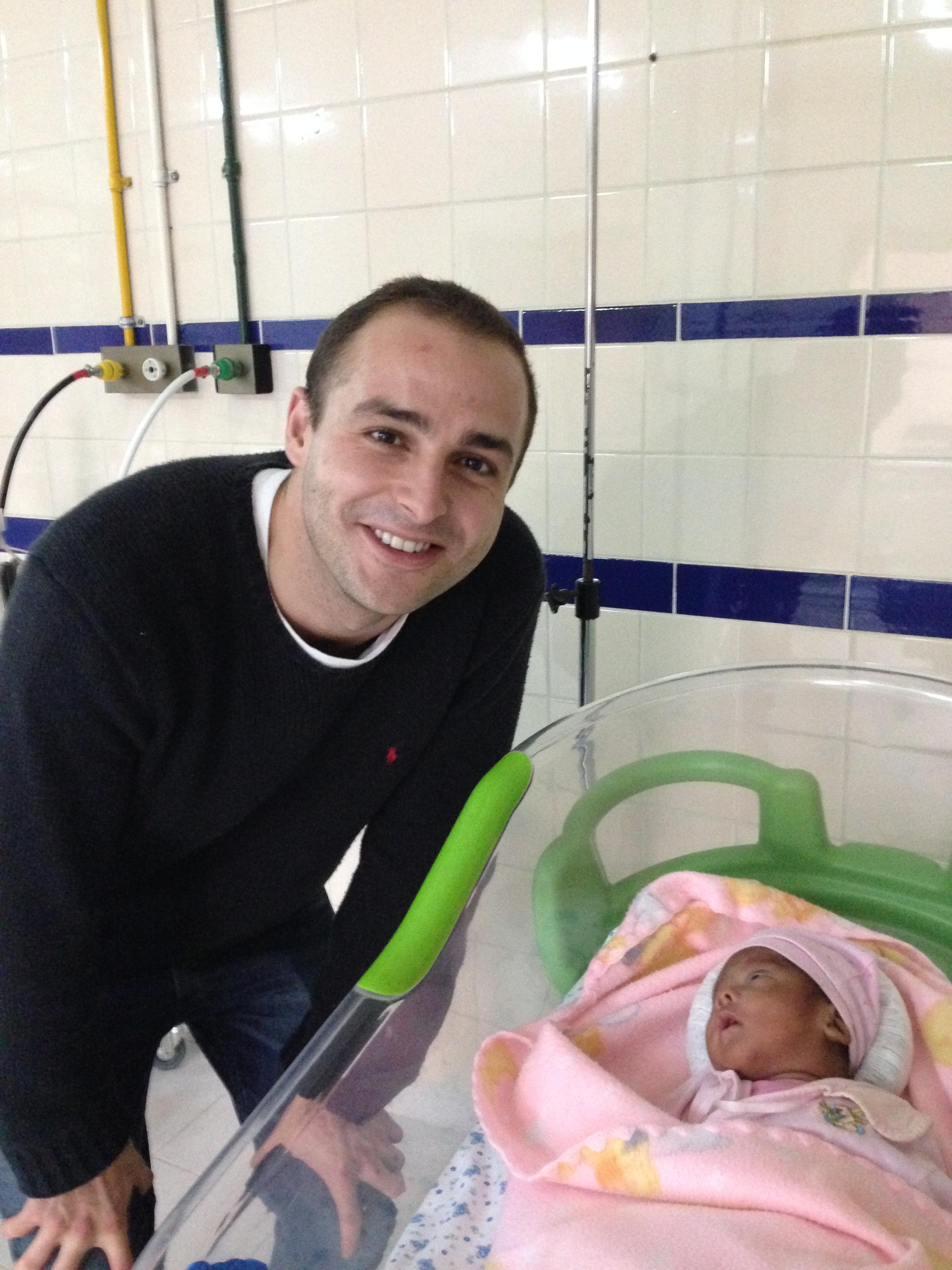 Otro niño recién nacido